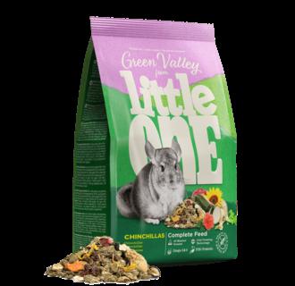 """Little One Aliment """"Vallée Verte"""" pour chinchillas, 750 g"""