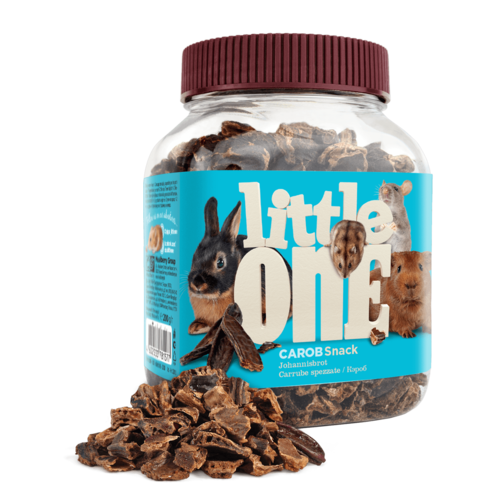 Little One Little One Carob. Snack for all small mammals, 200 g