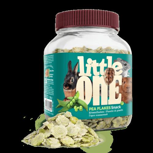 Little One Little One Erbsenflocken. Snack für alle kleinen Säugetiere, 230 g