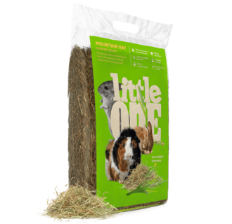 Little One Mountain Hay, not pressed, 1 kg