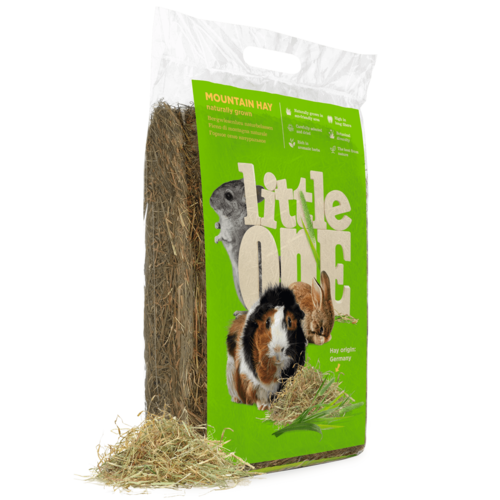 Little One Little One Mountain Hay, not pressed, 1 kg