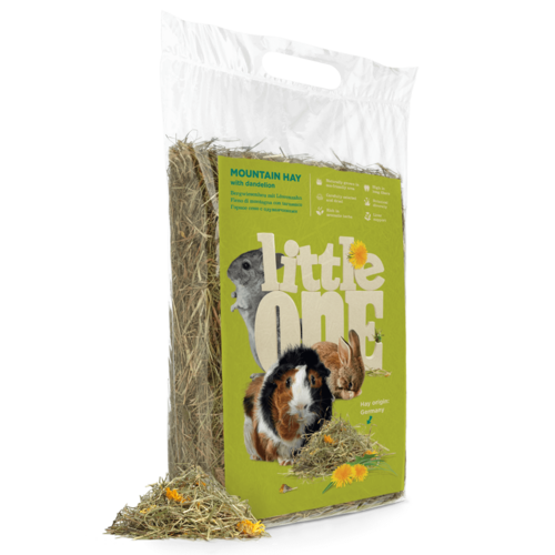 Little One Little One Mountain hay with dandelion, not pressed, 400 g