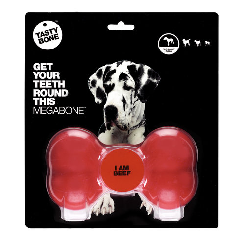 Rudolph Petsupplies Tasty Bone Beef