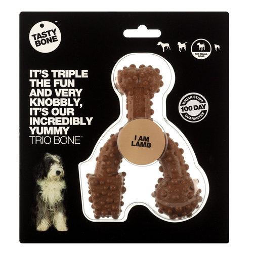 Rudolph Petsupplies Tasty Bone Trio Bone lamb