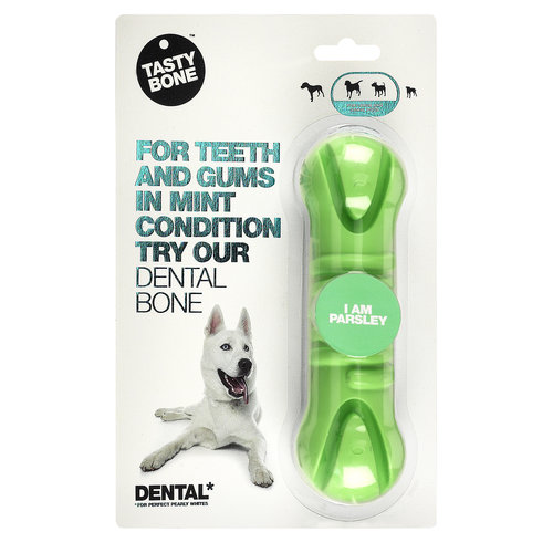 Rudolph Petsupplies Dental Bone - Petersilie