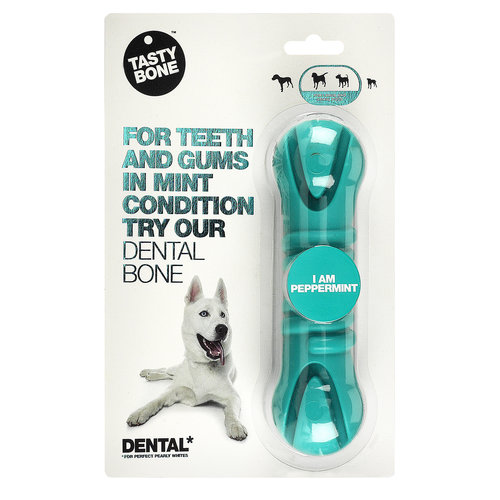 Rudolph Petsupplies Dental Bone - Peppermint