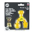 Rudolph Petsupplies Tasty Bone Trio Bone Chicken Toy