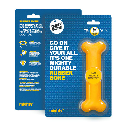 Rudolph Petsupplies Mighty Rubber Ring