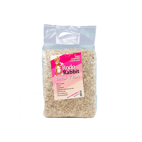 Rodo Rabbit Cotton N Fibre