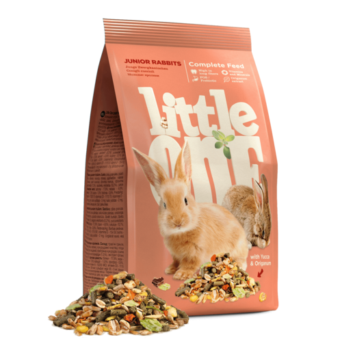 Little One Little One Feed for junior rabbits, 2,3 kg