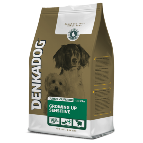 Denkadog Growing Up Sensitive 12,5 kg