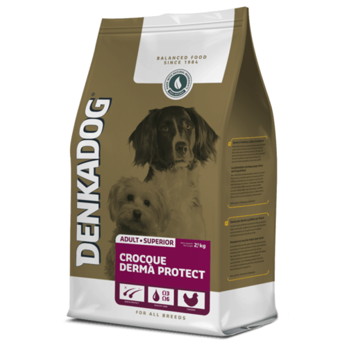 Denkadog Crocque Derma Protect 12,5 kg