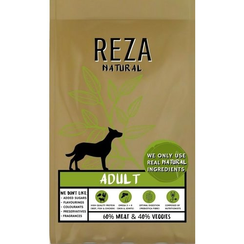 Reza Natural Reza Natural Adult 12 kg