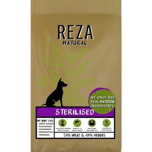 Reza Natural Reza Natural Sterilised 2,5 kg