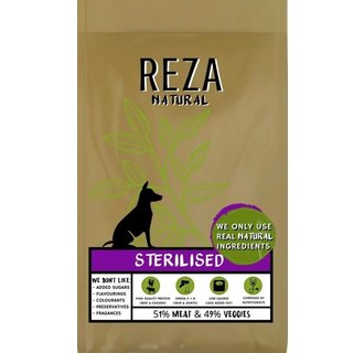 Reza Natural Sterilised 12 kg
