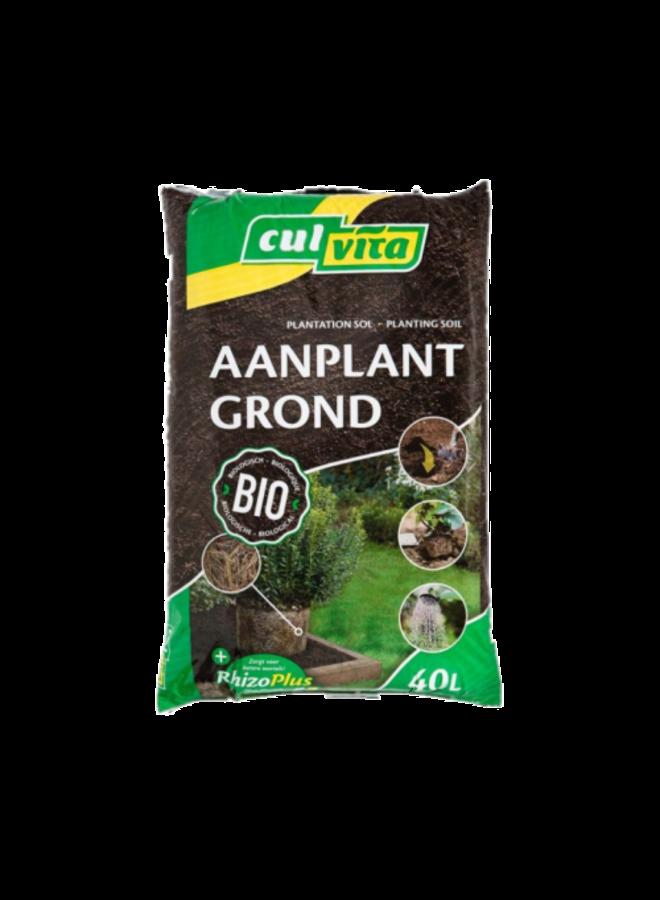 Aanplantgrond 40 liter van Culvita