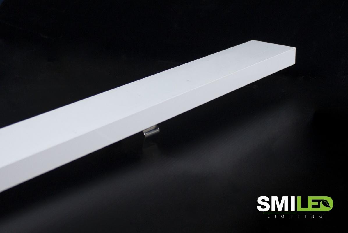 Aluminium Blindkap Lichtlijn