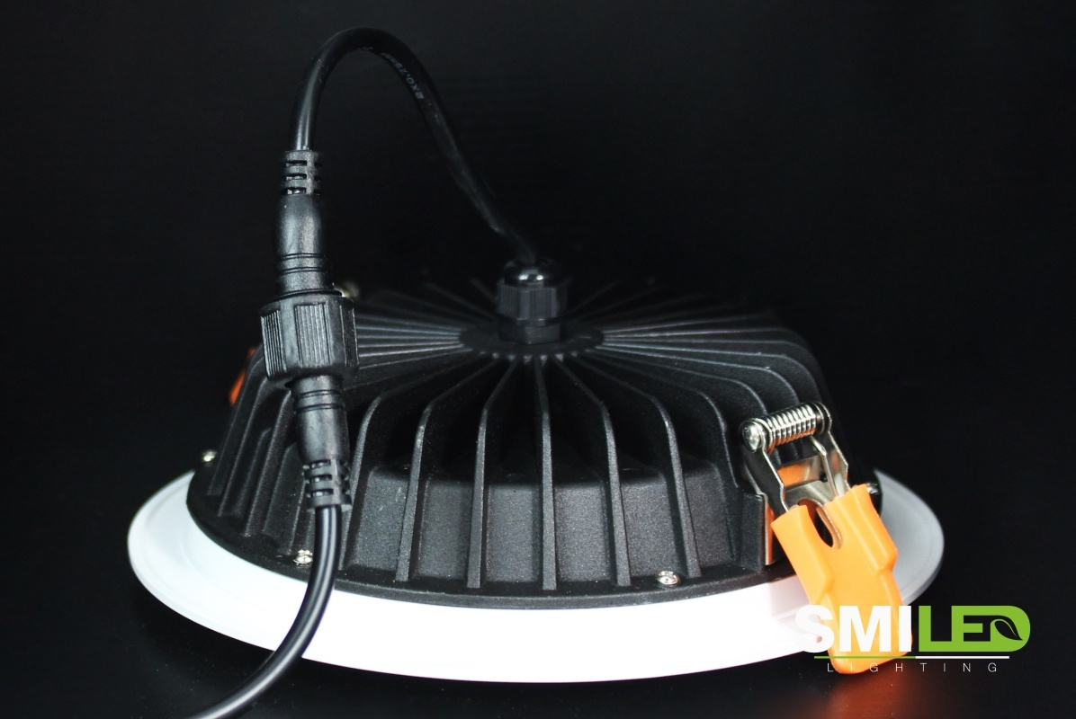 Downlighter LED 9W, 3000K, TUV