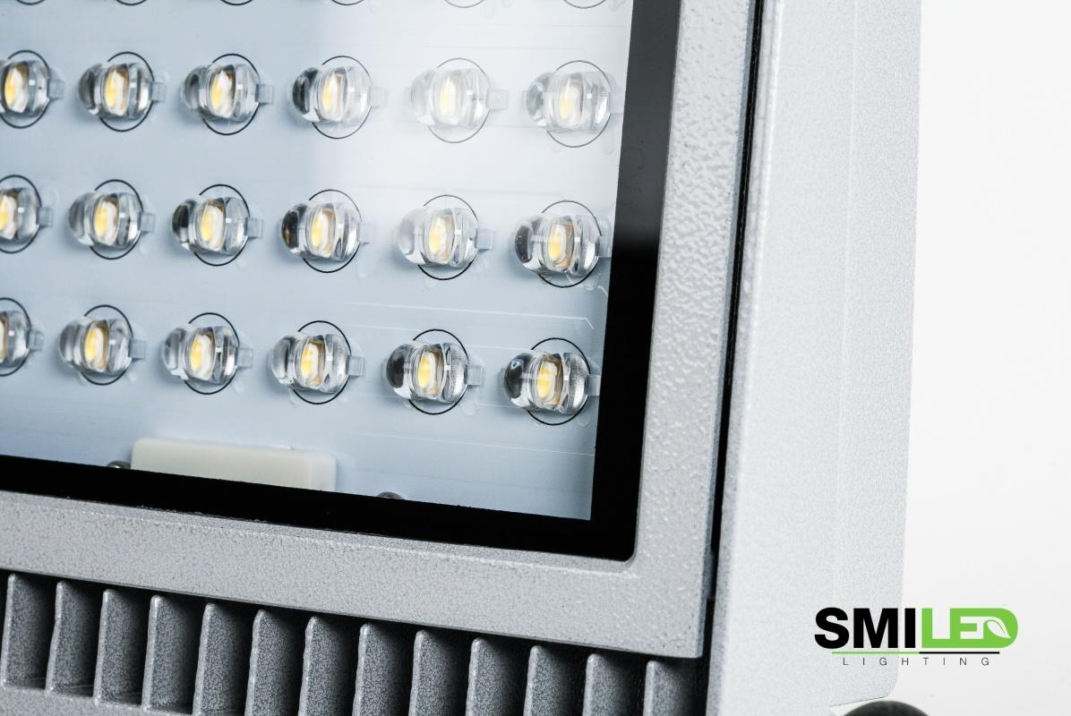 Floodlight LED 50W, 110-240v, 4000K, 60*135°