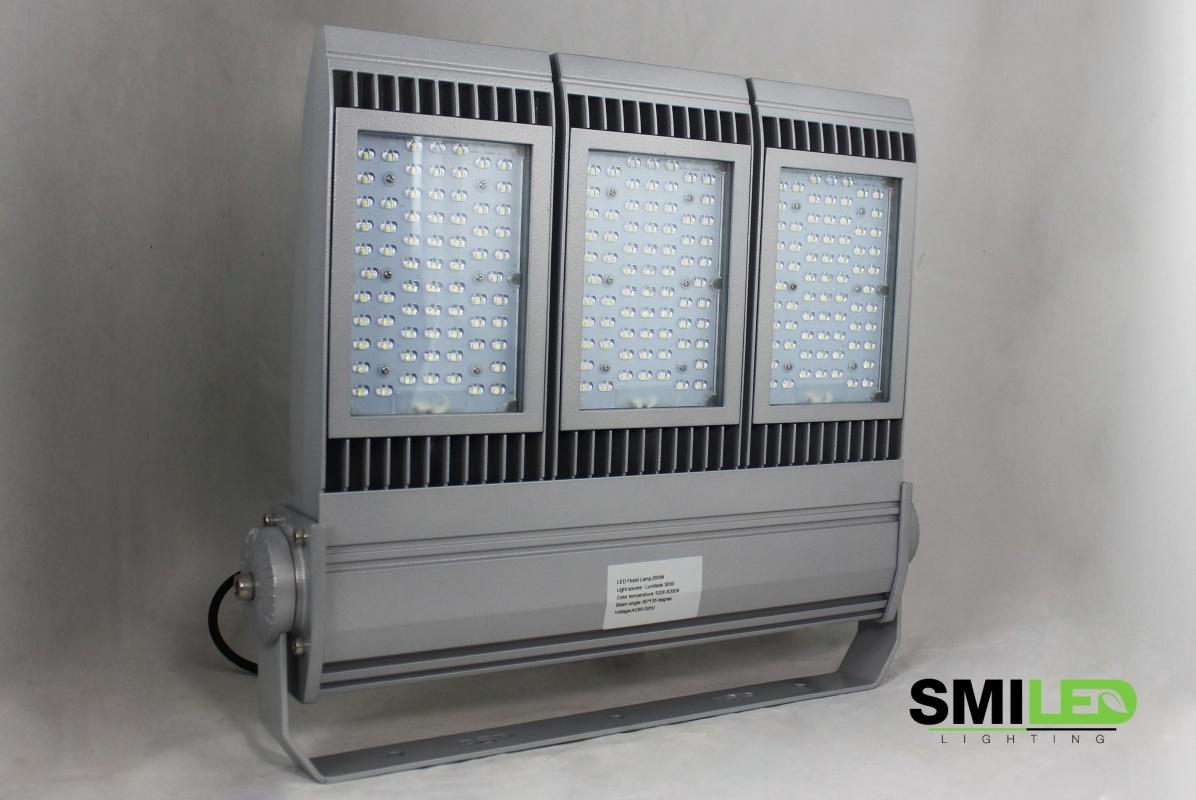 Floodlight LED 200W, 110-240v, 5000K