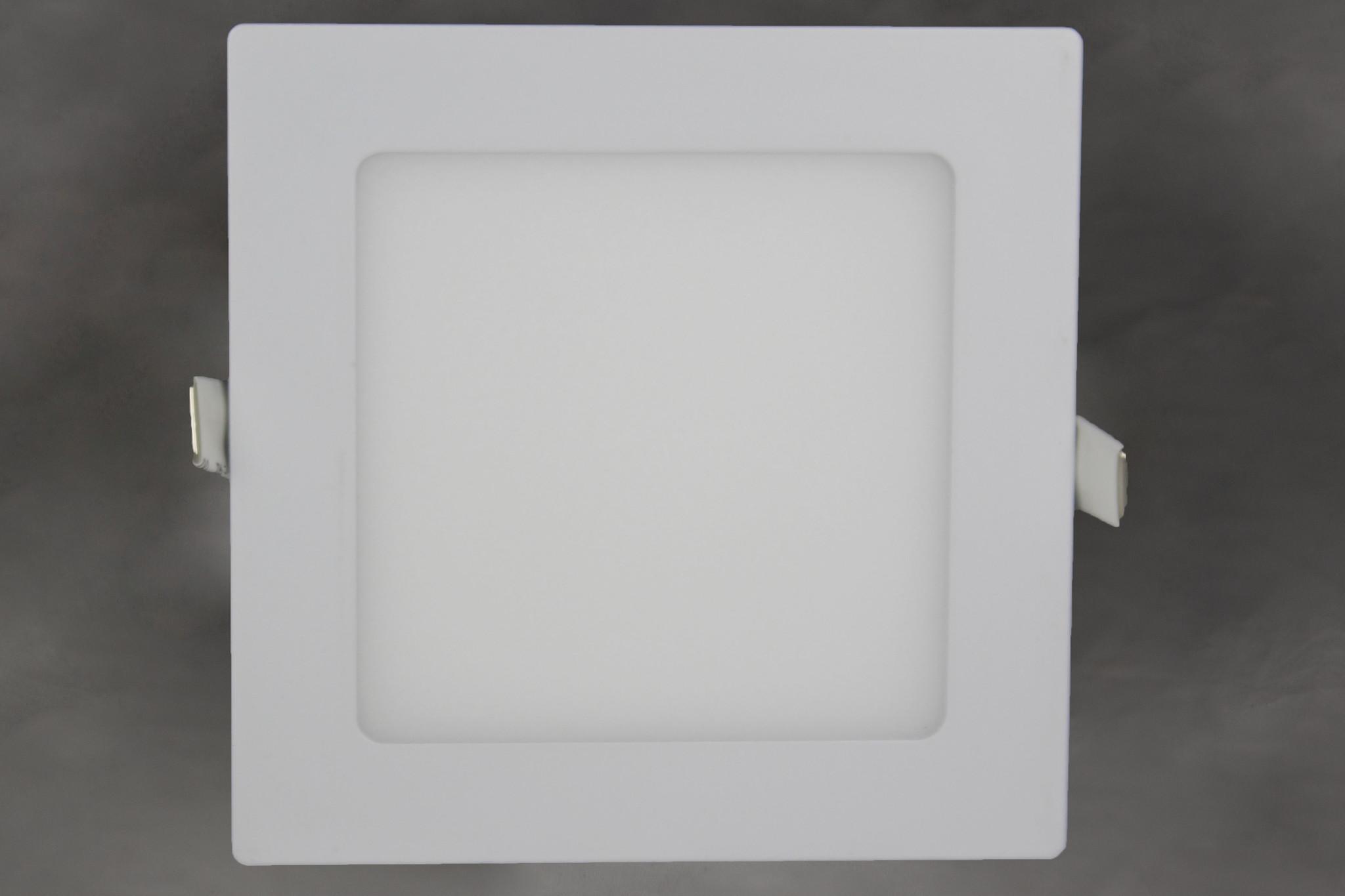 LED Paneel 12W, 15x15, 3000-3500K