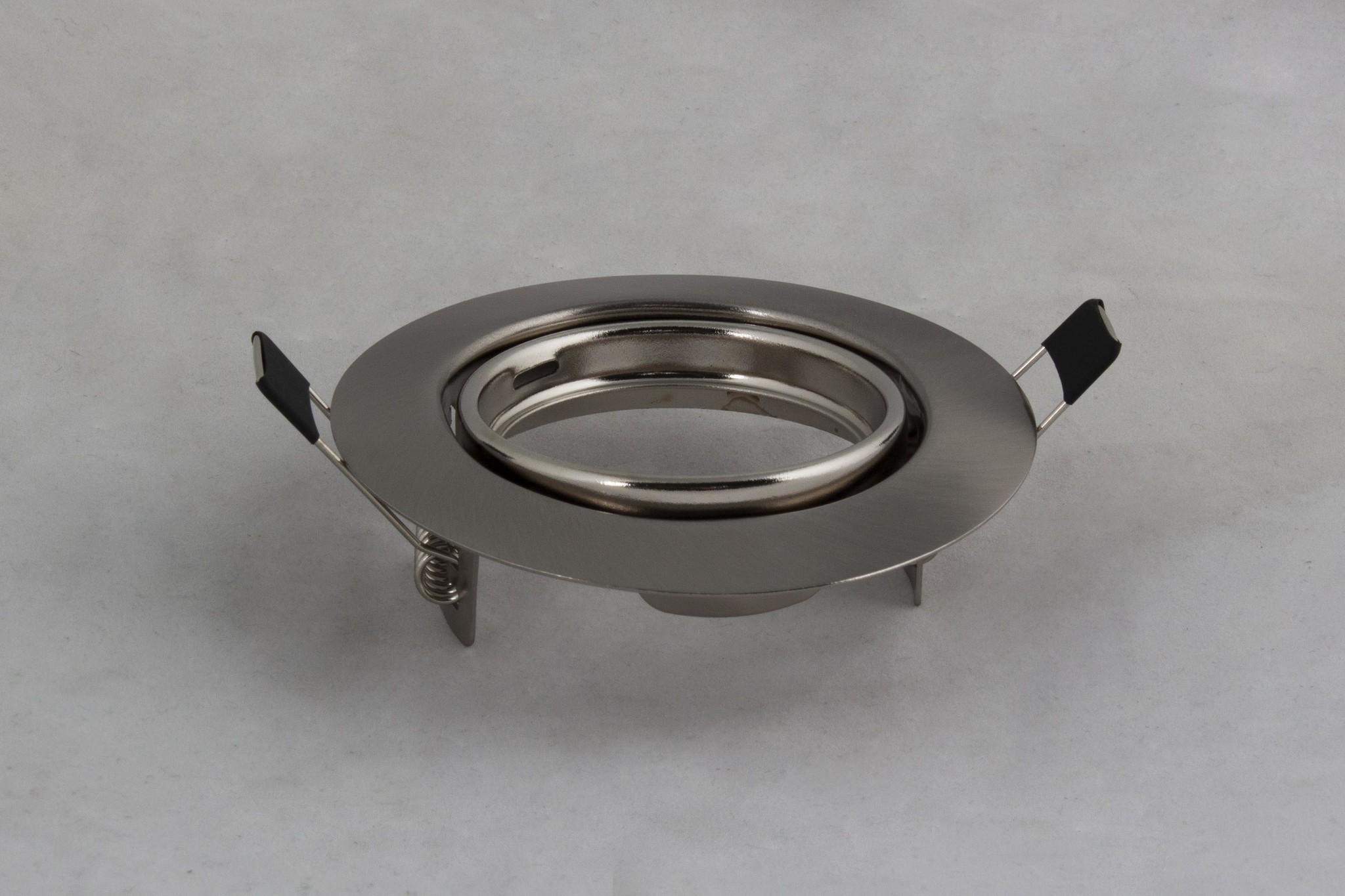 Inbouwarmatuur GU10 70mm