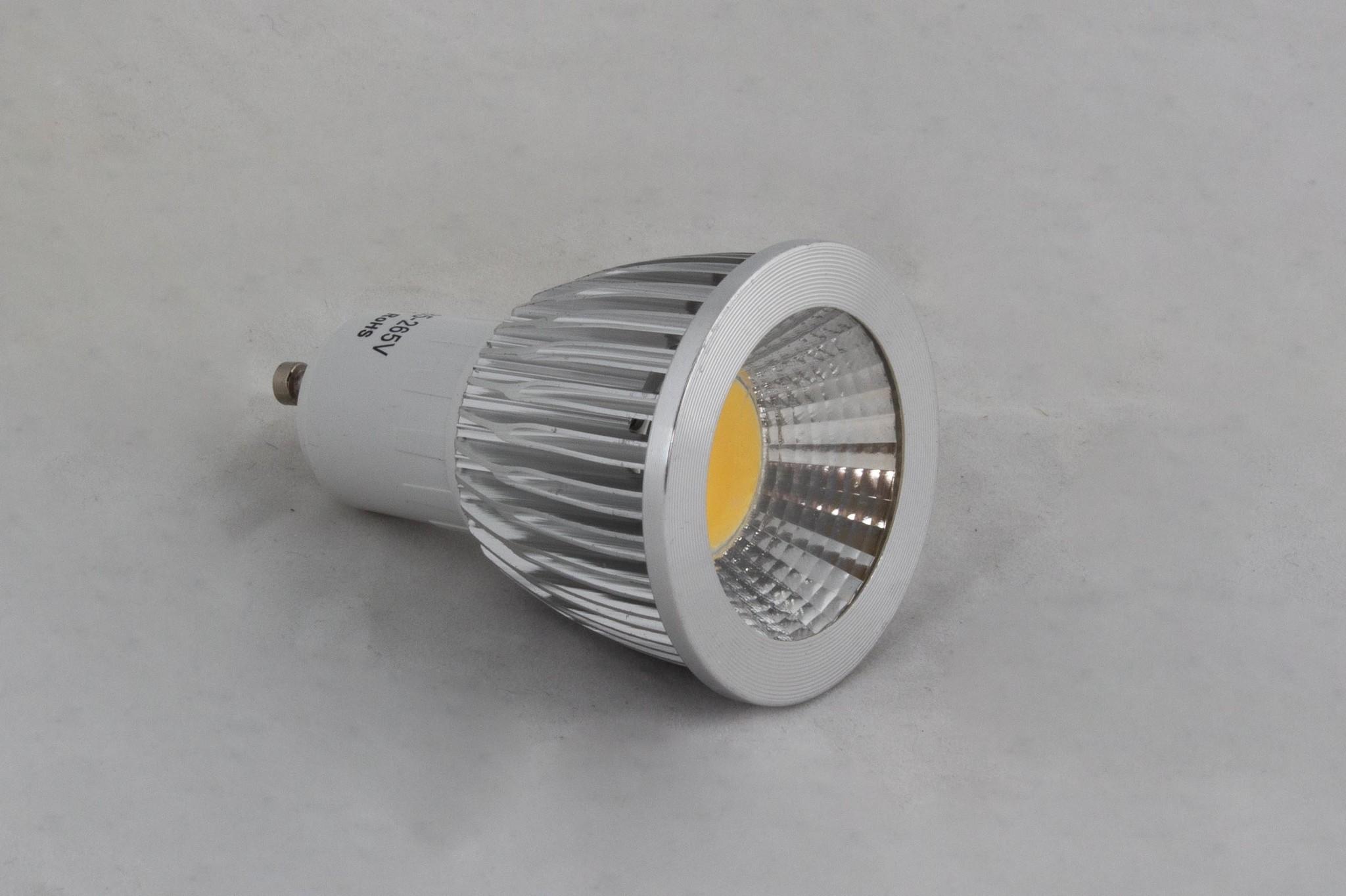 LED Spot COB 3W, 3000-3500K