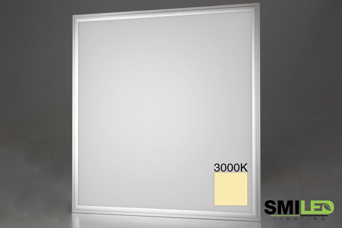 LED Paneel Flikkervrij 40W, 60x60, 3000-3500K, RA90