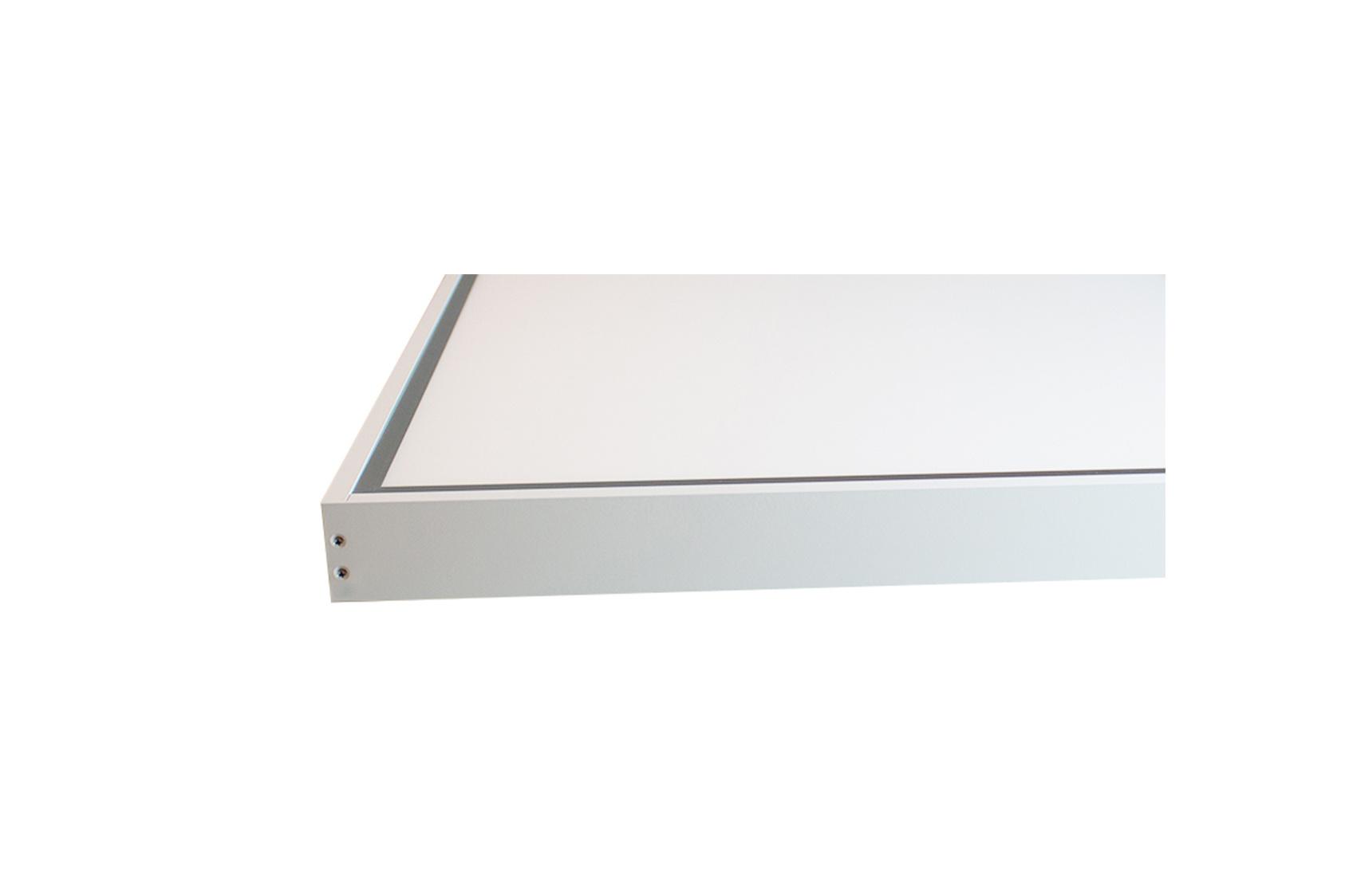 Opbouwframe LED Paneel 30x120