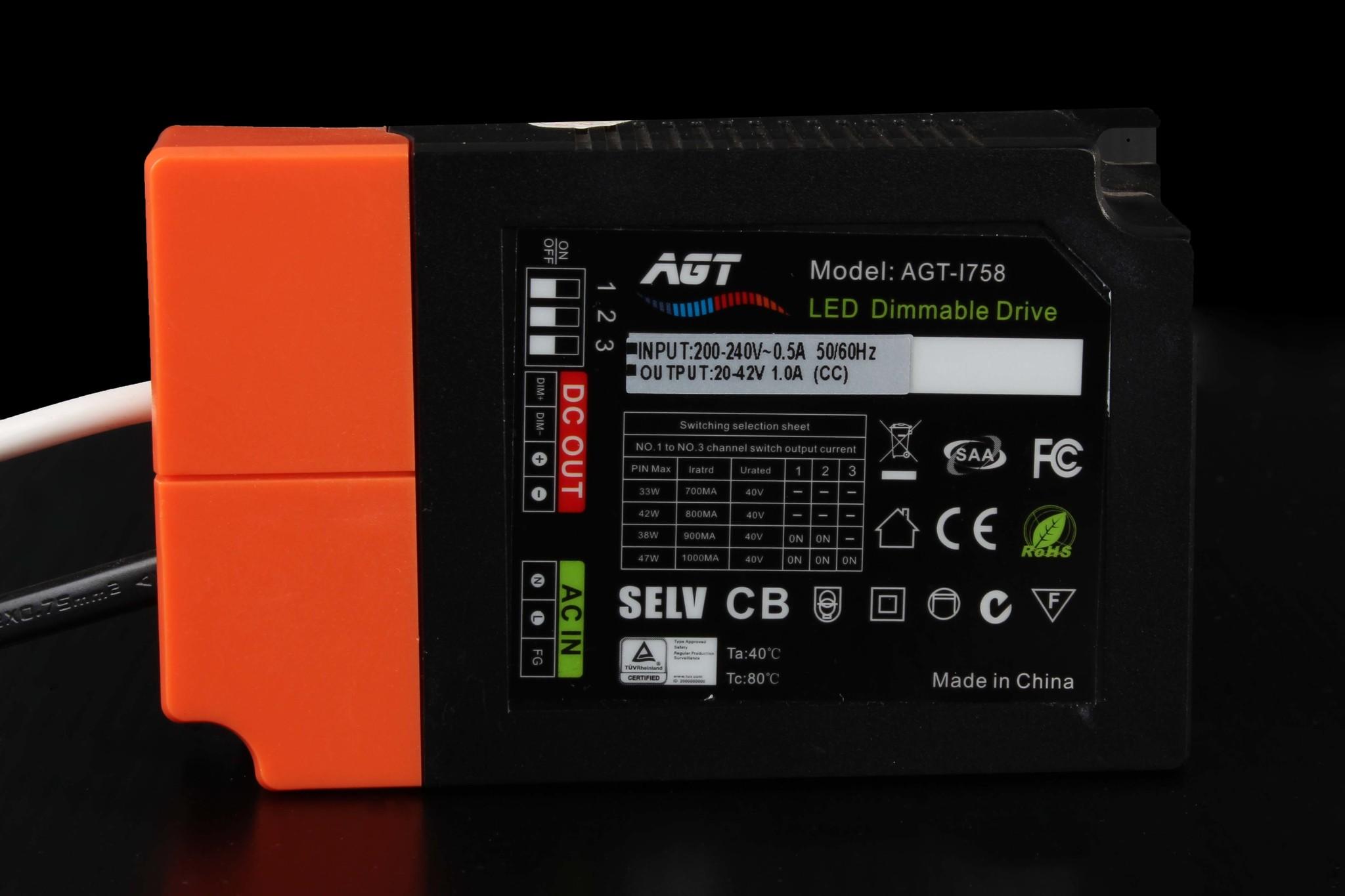 LED Driver 8,5W-15W