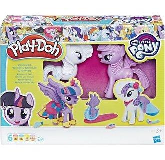 Play-Doh My Little Pony Fashion Fun - Klei