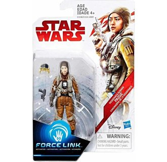 Hasbro Star Wars The Last Jedi - Paige - Force Link