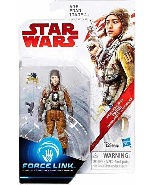 Star Wars Hasbro Star Wars The Last Jedi - Paige - Force Link
