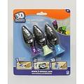 3D Magic 3D Magic Refill - 3 Stuks pastel