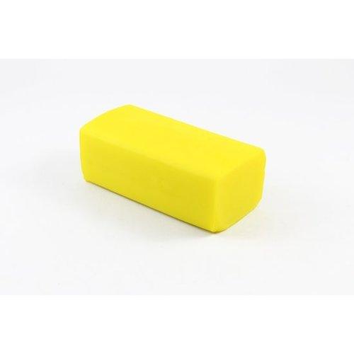 Weible Knet Weible Knet Fantasie Klei Blokvorm Geel - 250 Gram