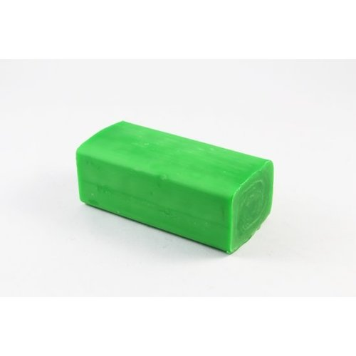 Weible Knet Fantasie klei blokvorm - 250 g - Licht Groen