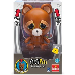 "Feisty Pets 4"" Bear"