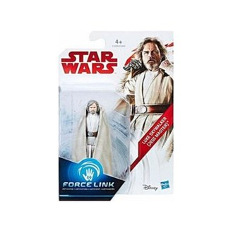 Star Wars Force Link Luke Skywalker (Jedi Master) 10cm