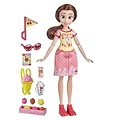 Hasbro Hasbro Disney Princess Comfy Squad - Sugar Style Belle-  modepop
