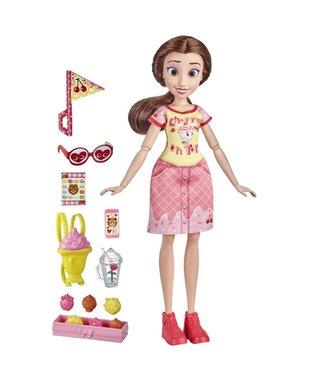 Hasbro Disney Princess Comfy Squad - Sugar Style Belle-  modepop