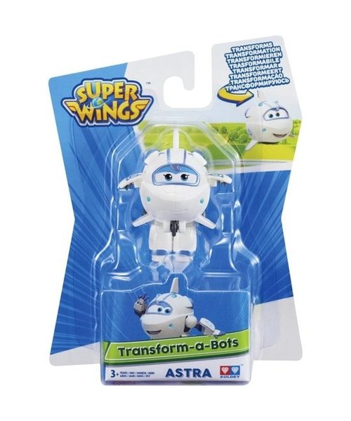Top Wing Super Wings Transform-a-Bots Astra