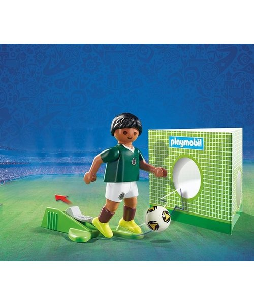 Playmobil PLAYMOBIL Nationale Voetbalspeler Mexico - 9515
