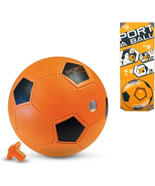 Goliath Port-a-ball Oranje - Voetbal