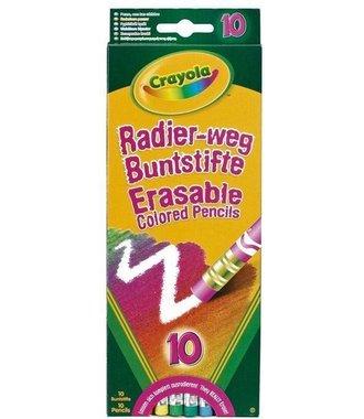 Crayola Kleurpotloden - Uitwisbaar