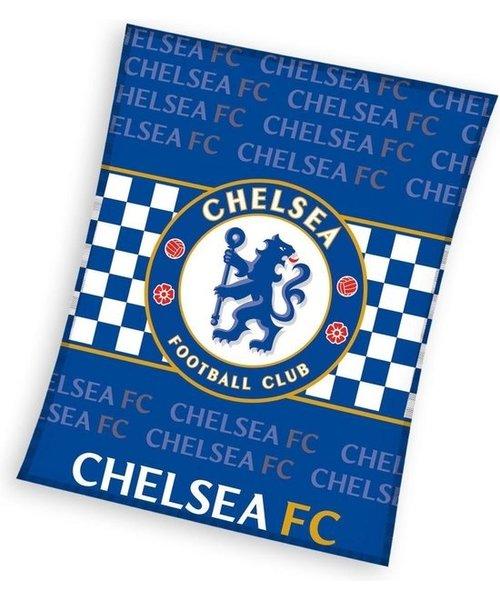 Overige merken Chelsea Fleece-deken 110x140 Cm Blauw