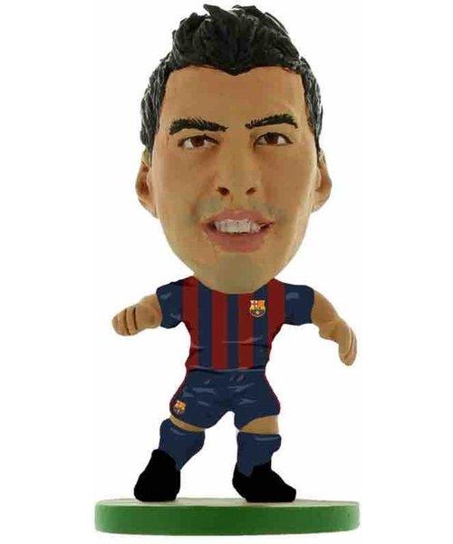 FC Barcelona Barcelona SoccerStarz Suarez 5 cm