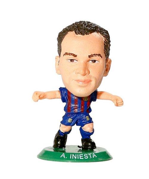 FC Barcelona SoccerStarz  FC Barcelona -  Andres Iniesta  5cm