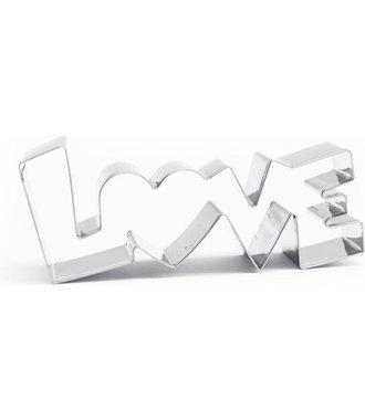 Scrapcooking Koekjesuitsteker Liefde
