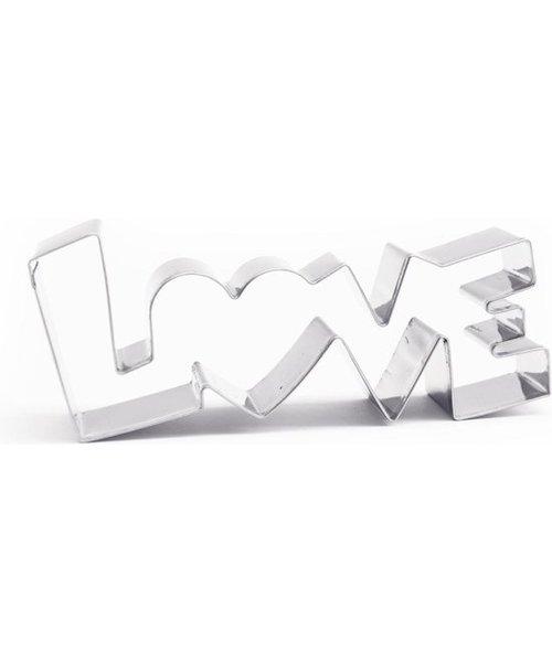 Overige merken Scrapcooking Koekjesuitsteker Liefde