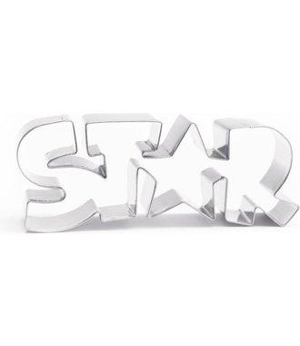 Scrapcooking - Koekjesuitsteker - Ster / Star